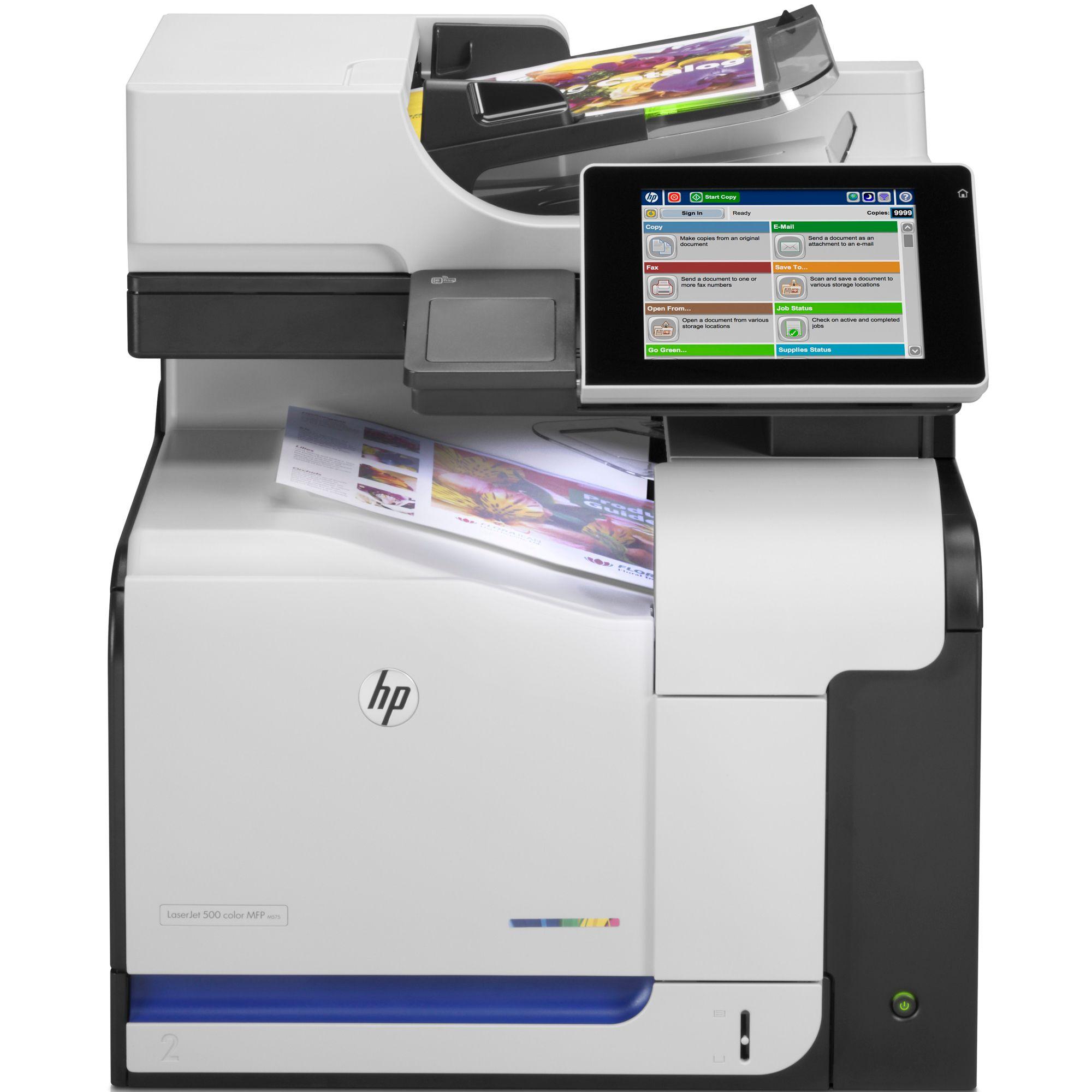 LaserJet 500 color MFP M575dn